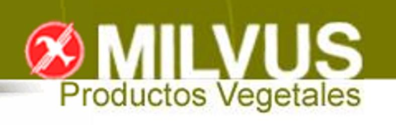 Productos Vegetales Milvus
