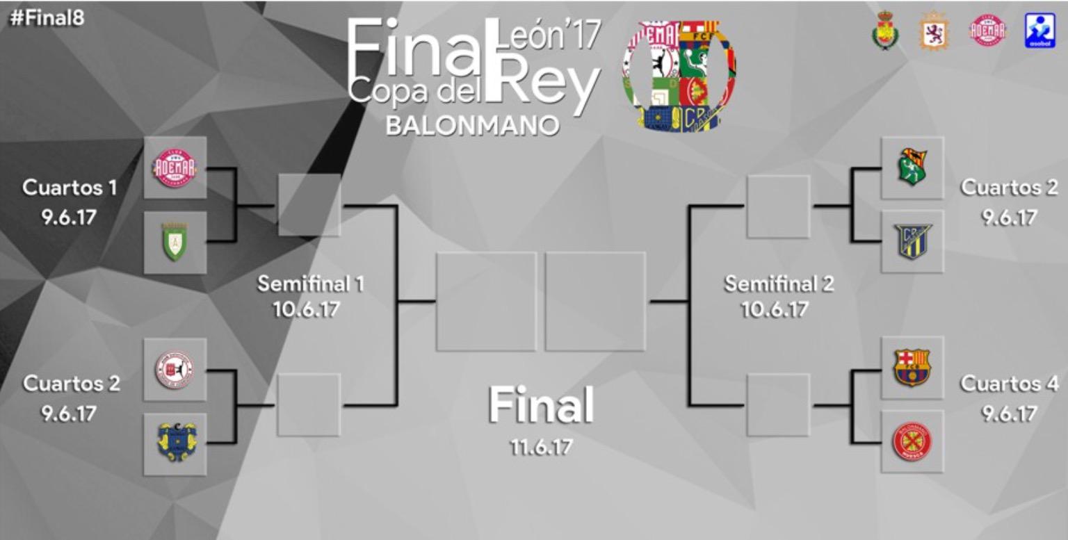 Horarios Copa Del Rey – Ademar León